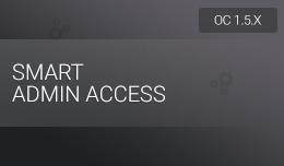Smart Admin Access