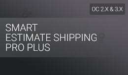 Smart Estimate Shipping Pro Plus