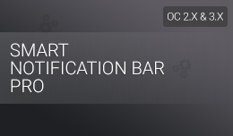 Smart Notification Bar Pro