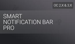 Smart Notification Bar Pro