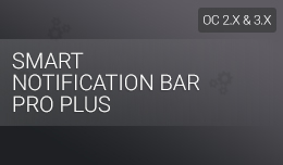 Smart Notification Bar Pro Plus